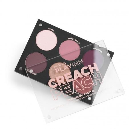 INGLOT PLAYINN Creach Peach Eyeshadow Palette icon