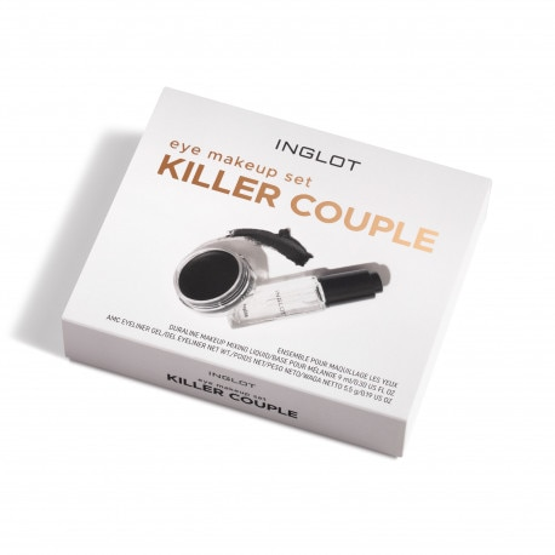 Killer Couple makeup set per il trucco occhi