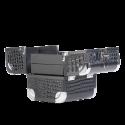 Bauletto Porta Trucchi Mini Coccodrillo Lp Nero (MB152M18)