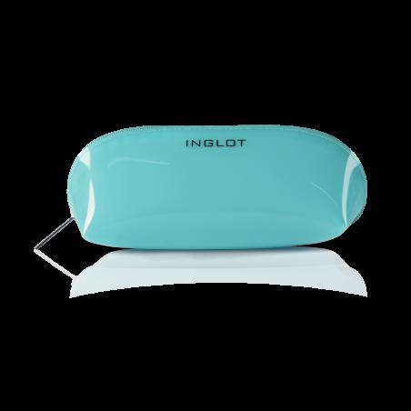 Trousse per Cosmetici Trasparente Blu icon