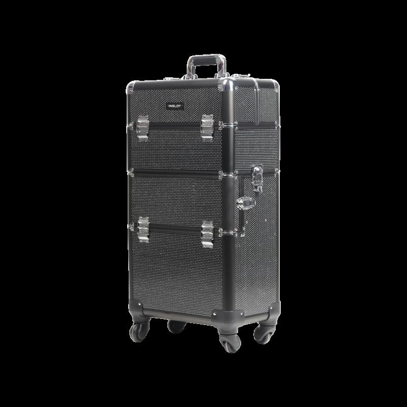 Valigia Portatrucchi con brillantini (KC-TR002-STB)