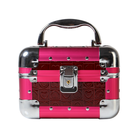 Makeup Case Pink Mini KC-PM01