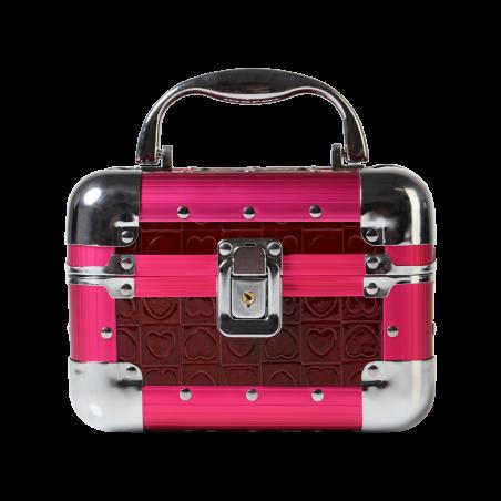 Valigia Trucco Mini Rosa (KC-PM01)