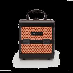 Bauletto Per Cosmetici Mini Teardrop Brown (MB152M Fan4)