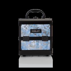 Bauletto Per Cosmetici Mini Flower Blue (MB152M Flower Blue)