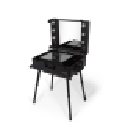 Portable Makeup Station (KC-210 Black)