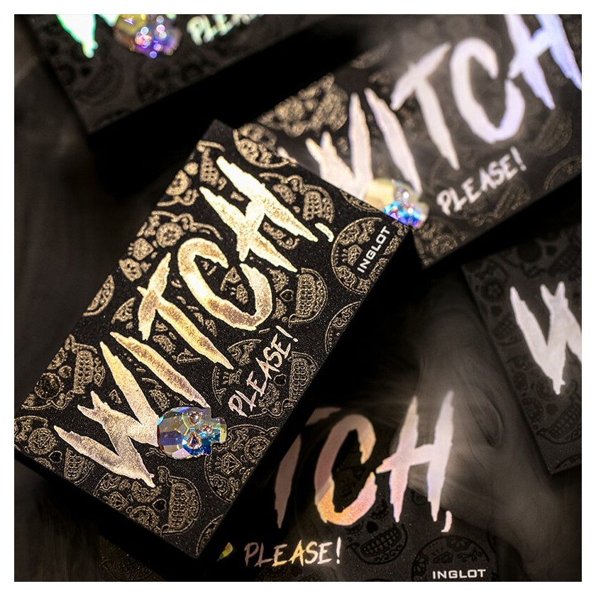 Preparati ad uno spaventoso inverno con la NUOVA Palette Freedom System Witch, Please!